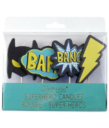 Great Pretenders Candles Superhero