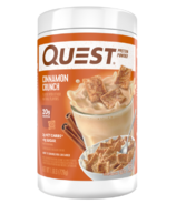 Quest Nutrition Protein Powder Cinnamon Crunch