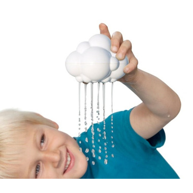 Moluk Plui Rain Cloud White