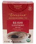 Teeccino Reishi Eleuthero Mushroom Herb Tea
