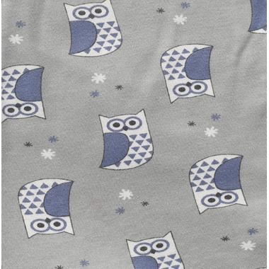 ZippyJamz Organic Cotton Sleeper Cutie Hootie