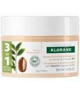 Klorane 3 In 1 Mask With Organic Cupuacu Butter