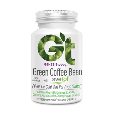 Buy Genesis Today Green Coffee Bean Extract At Well Ca Free
