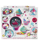 Canal Toys So Soap Cupcake DIY Kit 3 Pack Flamingo