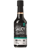 Naked & Saucy Organic Coconut Aminos Perfectly Salted Soy Sauce Substitute