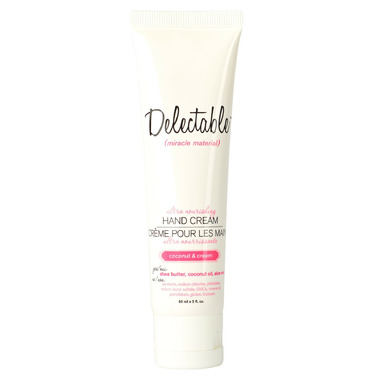 Cake Beauty Be Delectable Coconut & Cream Ultra Nourishing Hand Cream