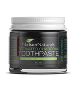 Nelson Naturals Activated Charcoal Peppermint