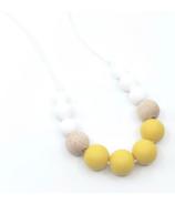 Little Cheeks Duo Necklace Mustard