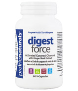 Prairie Naturals Digest Force Ginger Charcoal