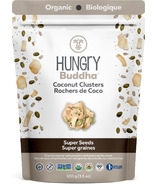 Hungry Buddha Organic Coconut Clusters Super Seeds