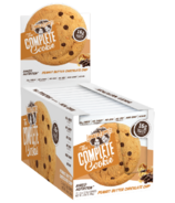 Lenny & Larry's Complete Cookie Peanut Butter Chocolate Chip Case