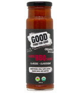 Good Food For Good Organic BBQ Sauce Classic