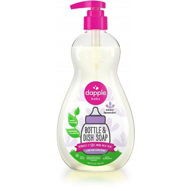 Dapple Baby Bottle & Dish Soap Lavender