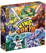 Iello Games King Of Tokyo New Edition