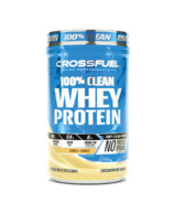 Crossfuel 100% Clean Whey Protein Vanilla