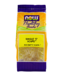 NOW Foods Empty Vcaps Size 0 Veg Capsules