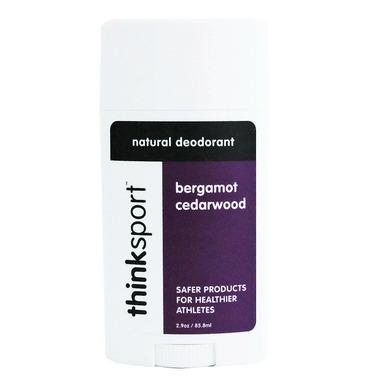 Thinksport Natural Deodorant Bergamot Cedarwood