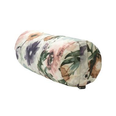 Halfmoon Cylindrical Bolster Wildflower