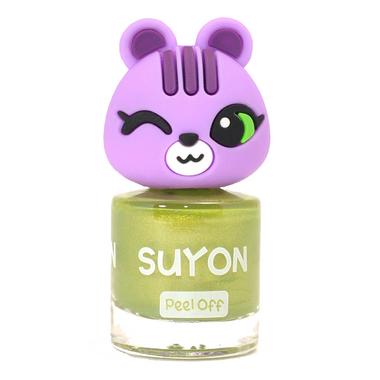 Suyon Nail Polish Happy Arong Green