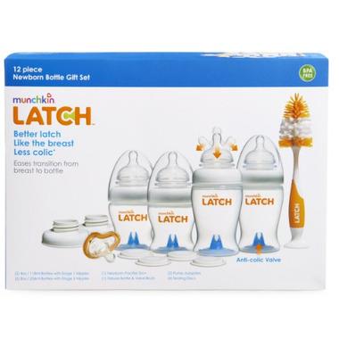 Munchkin LATCH Newborn Gift Set