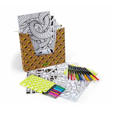 Crayola Art with Edge Studio Kit Geoscapes