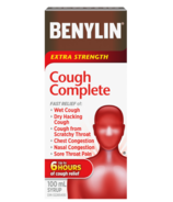 Benylin Extra Strength Cough Complete