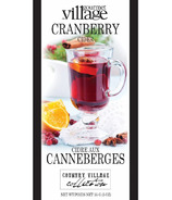 Gourmet du Village Cranberry Cider Mix
