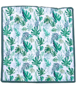 Little Unicorn Outdoor Blanket Tropical Leaf