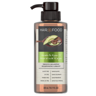 Hair Food Avocado & Argan Oil Sulfate Free Shampoo