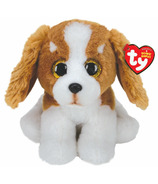 Ty Beanie Babies Barker The Dog Regular