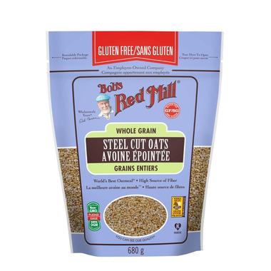 Bob\'s Red Mill Gluten Free Steel Cut Oats