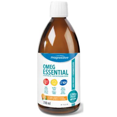Progressive OmegEssential FORTE Maximum Strength Fish Oil