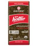 zazubean Hottie Dark Chocolate With Chili & Cinnamon