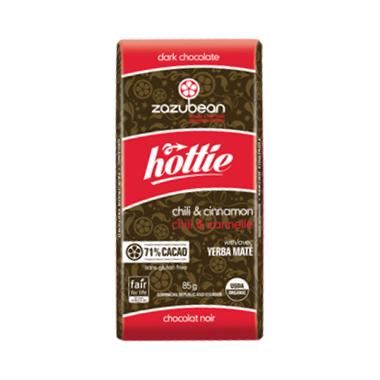 zazubean Hottie Dark Organic Chocolate Bar