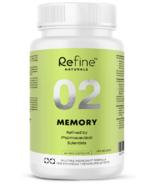 Refine Naturals 02 Memory