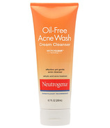 Neutrogena Oil Free Acne Cream Wash