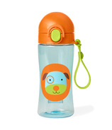 Skip Hop Zoo Lock-Top Sports Bottle Dog