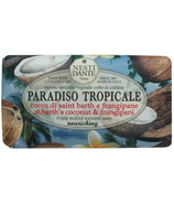 Nesti Dante Paradiso Tropicale St. Barth's Coconut Natural Soap