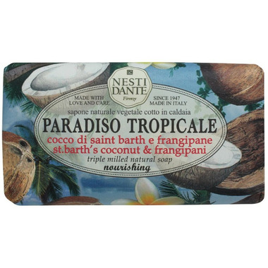 Nesti Dante Paradiso Tropicale St. Barth\'s Coconut Natural Soap