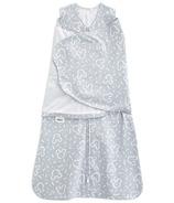 Halo Innovations Sleepsack Swaddle Confetti Mickey Cotton Grey