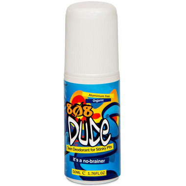 808 DUDE Teen Deodorant for Stinky Pits