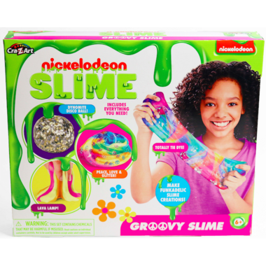 Cra-Z-Art Nickelodeon Groovy Slime Kit