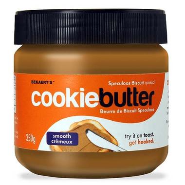 Bekaert\'s Creamy Cookie Butter