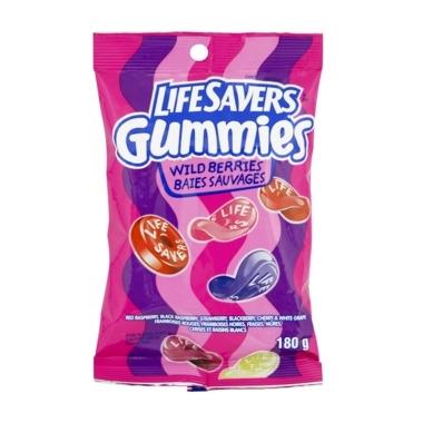 Life Savers Gummies Wild Berries