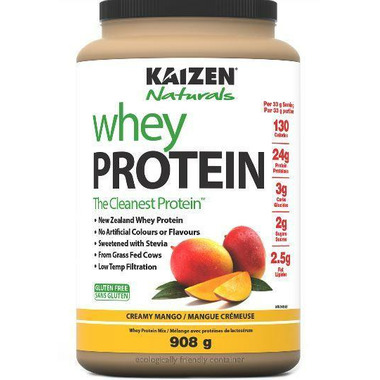Kaizen Naturals Concentrate Whey Protein