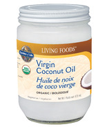 Garden of Life LIVING FOODS Virgin Coconut Oil