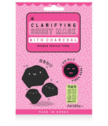 SUGU Charcoal Sheet Mask