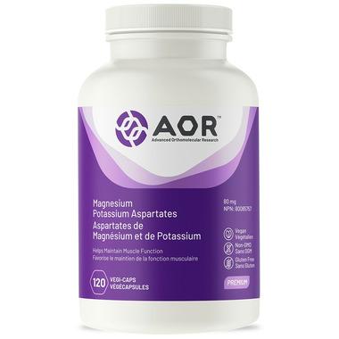 AOR Magnesium / Potassium Aspartates