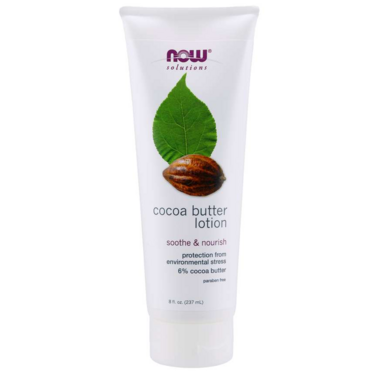 NOW Solutions Cocoa Butter Lotion
