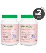 Organika Hyaluronic Acid Powder Collagen Formation Bundle